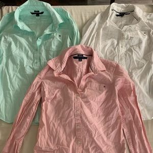 Tommy Hilfiger Button down shirts